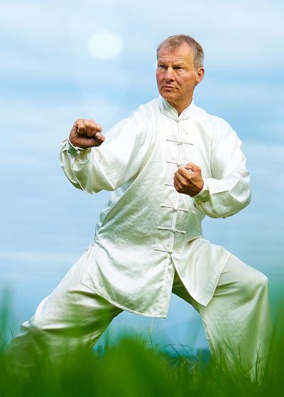 Fitnesstraining mit Pa Kua Chuan